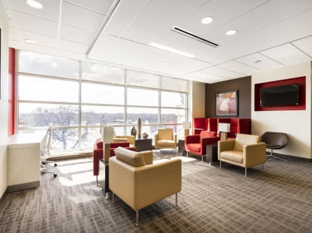 Regus Business Lounge in The Summit