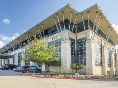 Building at 2150 S. Central Expressway, Suite 200 in McKinney 1