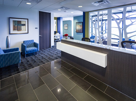Regus Office Space in River Place