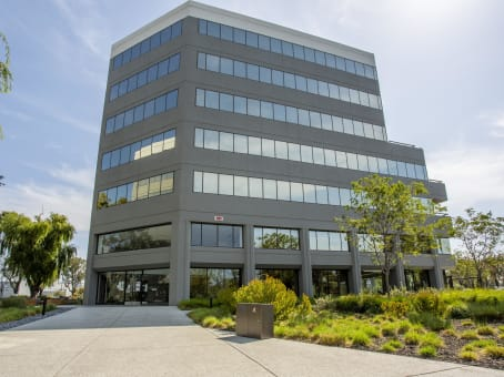 Building at 951 Mariners Island Blvd, Suite 300 in San Mateo 1