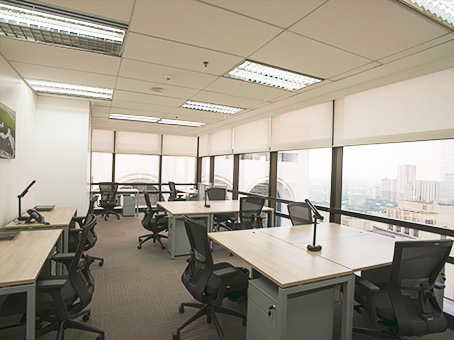 Regus Business Centre in Manila, BPI Buendia Makati