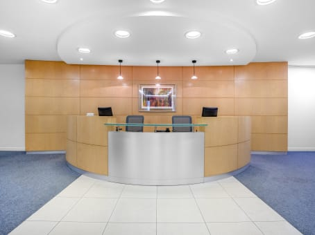 Regus Business Lounge in Buenos Aires Laminar Catalinas