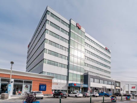 Regus Business Lounge, Quebec, Brossard - Complexe Dix 30