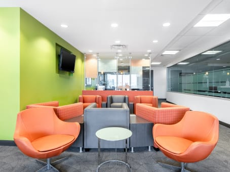 Regus Business Lounge in Complexe Dix 30