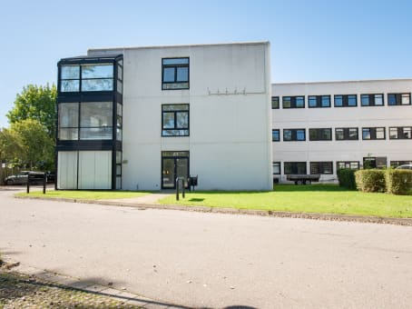 Building at Herstedoestervej 27-29, unit A in Albertslund 1