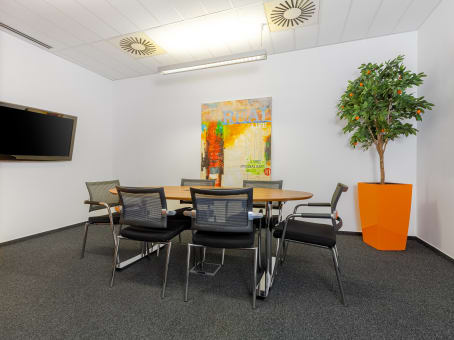 Regus Office Space in Budapest, Ujbuda Allee Corner