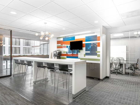 Regus Day Office in One Urban Centre at Westshore
