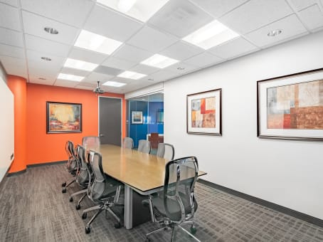 Regus Meeting Room in One Urban Centre at Westshore