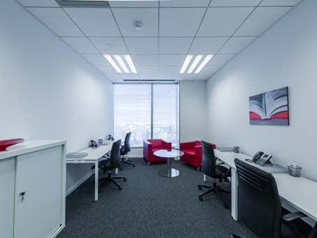 Regus Day Office in Warsaw Financial Centre