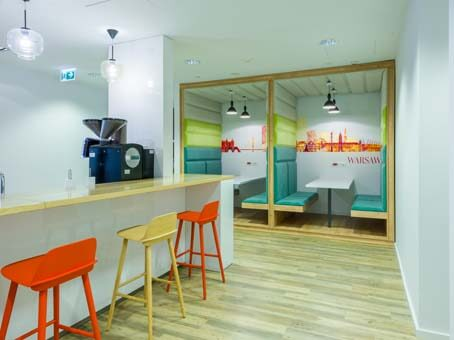 Regus Virtual Office in Warsaw Financial Centre