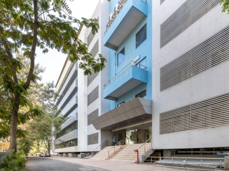 Building at Prabhavee Tech Park, 4th Floor, Baner in Pune 1