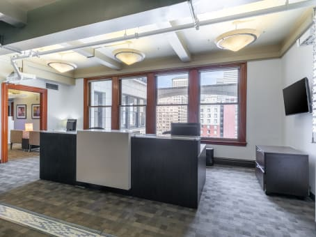 Regus Business Centre in Smith Tower