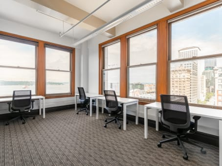 Regus Meeting Room in Smith Tower