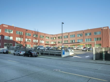 Building at 1455 NW Leary Way, Suite 400 in Seattle 1