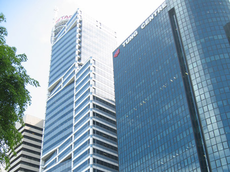 Regus Business Centre, Singapore, Collyer Quay