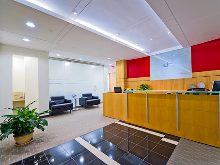 Regus Business Lounge in Reston Town Center II