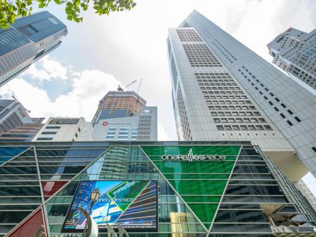 Regus Office Space, Singapore, 1 Raffles Place - Tower 2