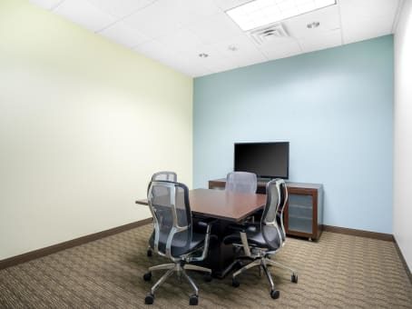 Regus Meeting Room in Mercantile Plaza