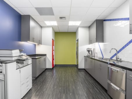 Regus Business Lounge in Encino Corporate Center