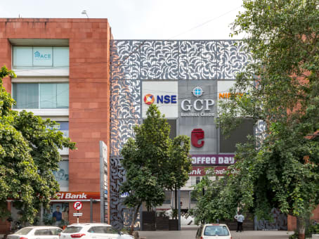 Building at 101 – 104, GCP Business Centre, Opp. Memnagar Fire Station, Vijay Cross Road, Memnagar in Ahmedabad 1