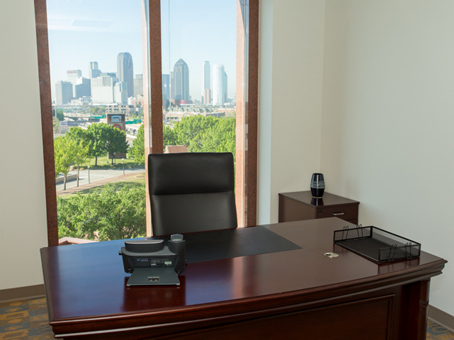 Regus Day Office in Cityplace