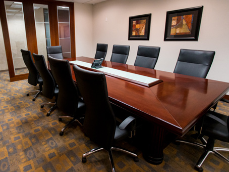 Regus Meeting Room in Texas, Dallas - Cityplace