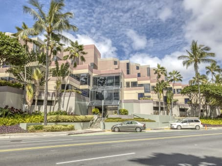 Building at 7 Waterfront Plaza, 500 Ala Moana Blvd., Suite 400 in Honolulu 1