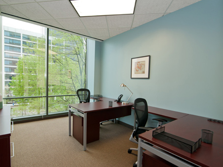 Regus Office Space in Buckhead Tower
