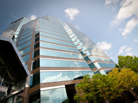 Building at 3399 Peachtree Road NE, Suite 400 in Atlanta 1