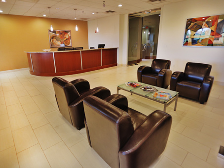 Regus Business Lounge in Colonnade