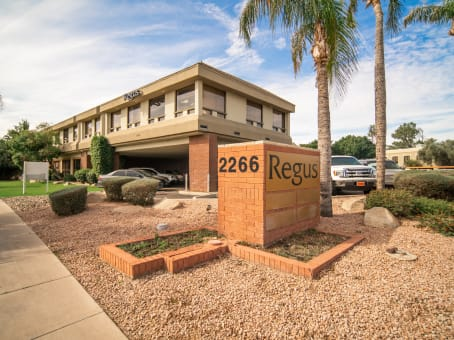 Building at 2266 South Dobson Road, Suite 200 in Mesa 1