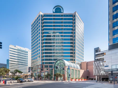 Regus Office Space, California, San Diego - 501 W. Broadway