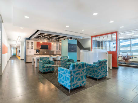 Regus Business Lounge in 12100 Wilshire Blvd