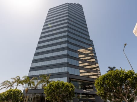 Building at 12100 Wilshire Boulevard, 8th Floor in Los Angeles 1
