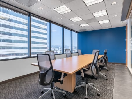 Regus Meeting Room in 12100 Wilshire Blvd