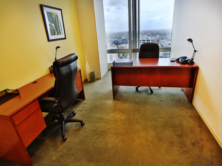 Regus Business Centre in Gas Company Tower