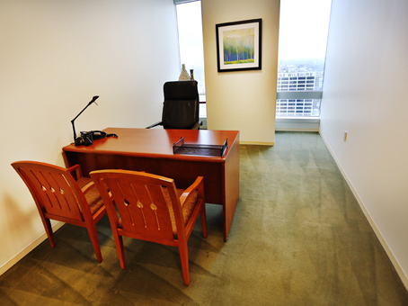 Regus Office Space in California, Los Angeles - Gas Company Tower