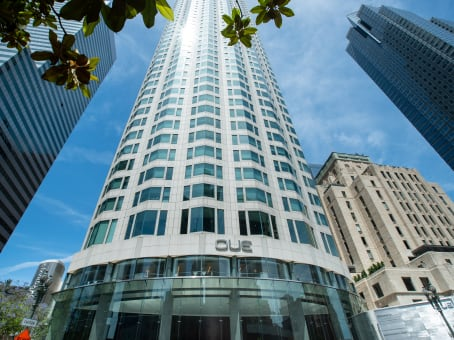 Regus Office Space, California, Los Angeles - US Bank Tower
