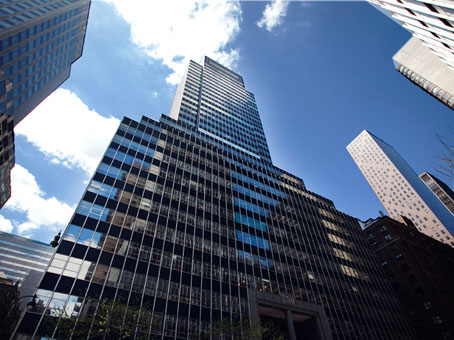 Regus Business Centre, New York, New York - 750 Third Avenue