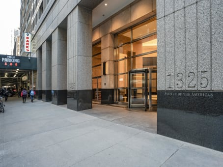 Regus Business Lounge, New York, New York - 1325 Avenue of Americas