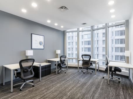 Regus Business Lounge in 1325 Avenue of Americas