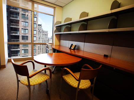 Regus Meeting Room in 1745 Broadway - view 4