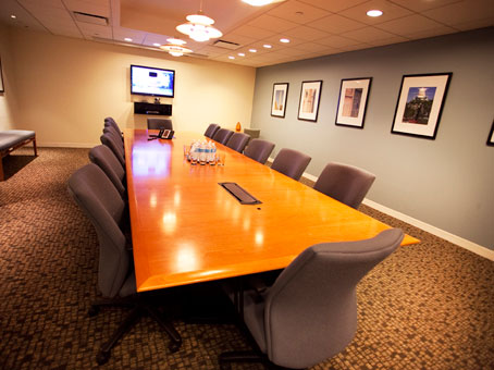Regus Meeting Room in 1745 Broadway