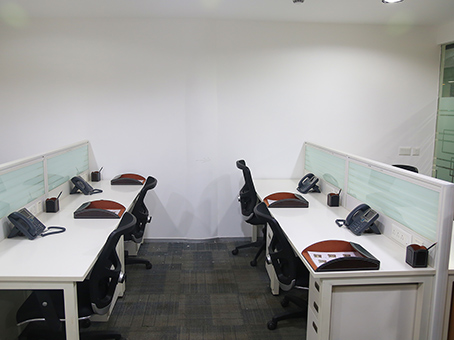 Regus Business Lounge in Gurgaon, Sohna Road