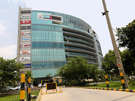 Building at Level 9, Spaze i-Tech Park, A1 Tower, Sector - 49, Sohna Road in Gurgaon 1