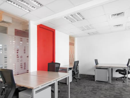 Regus Virtual Office in Cebu, Apple One Equicom Tower