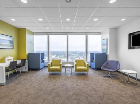 Office Space In Bank Of America Tower Regus Us