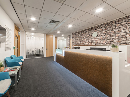 Regus Hot Desk in Leeds Thorpe Park