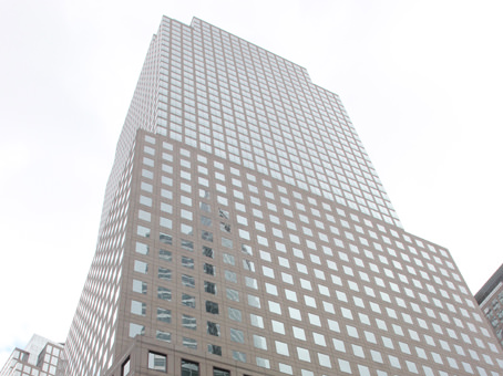 Regus Business Centre, New York, New York City - World Financial Center