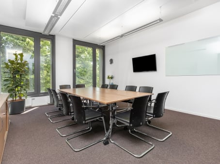 Regus Business Centre in Munich, Theresienhoehe